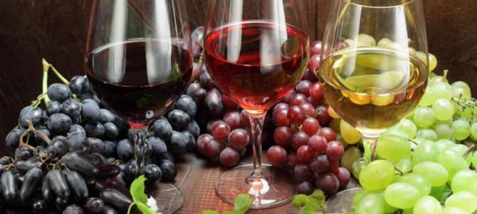 Список самых популярных винных сортов винограда