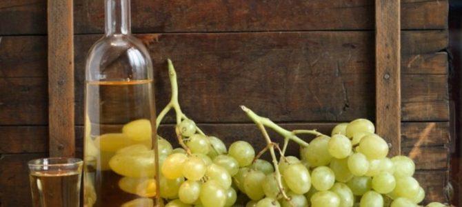 Чача из винограда в домашних условиях