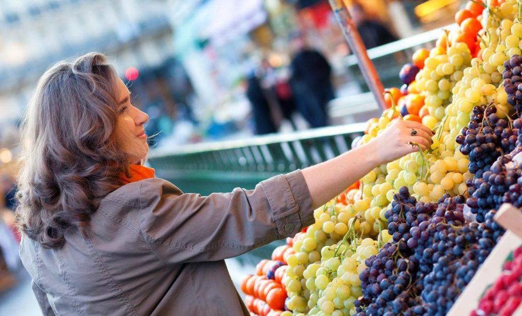 какой выбрать виноград