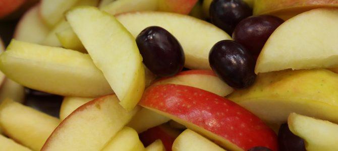 Салат с виноградом — простой рецепт приготовления