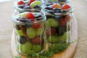 виноград маринованный рецепт